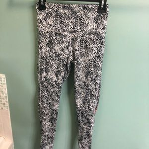 Champion leggings. Size small!